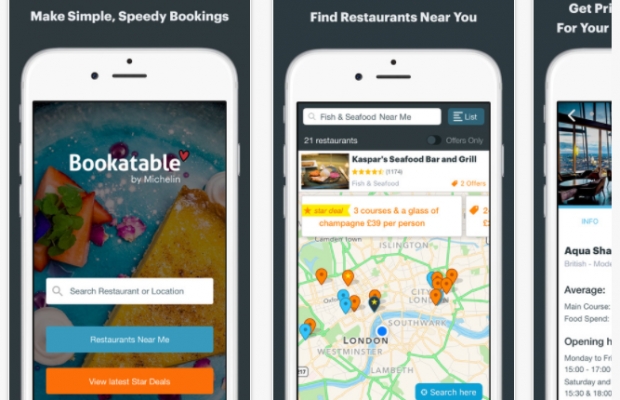 Five Reasons To Develop An App For Your Restaurant Business