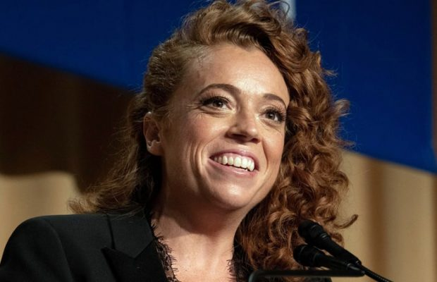 Michelle Wolf jokes with Seth Meyers about her correspondents' dinner controversy