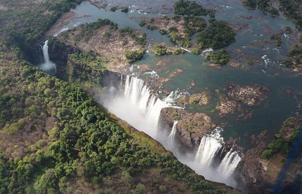 Victoria Falls In Danger Of Becoming All Dried Up Trill